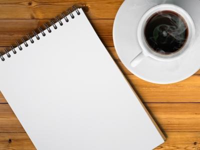 Blanl Coffee Mug