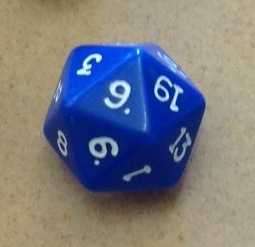 Dice and Math