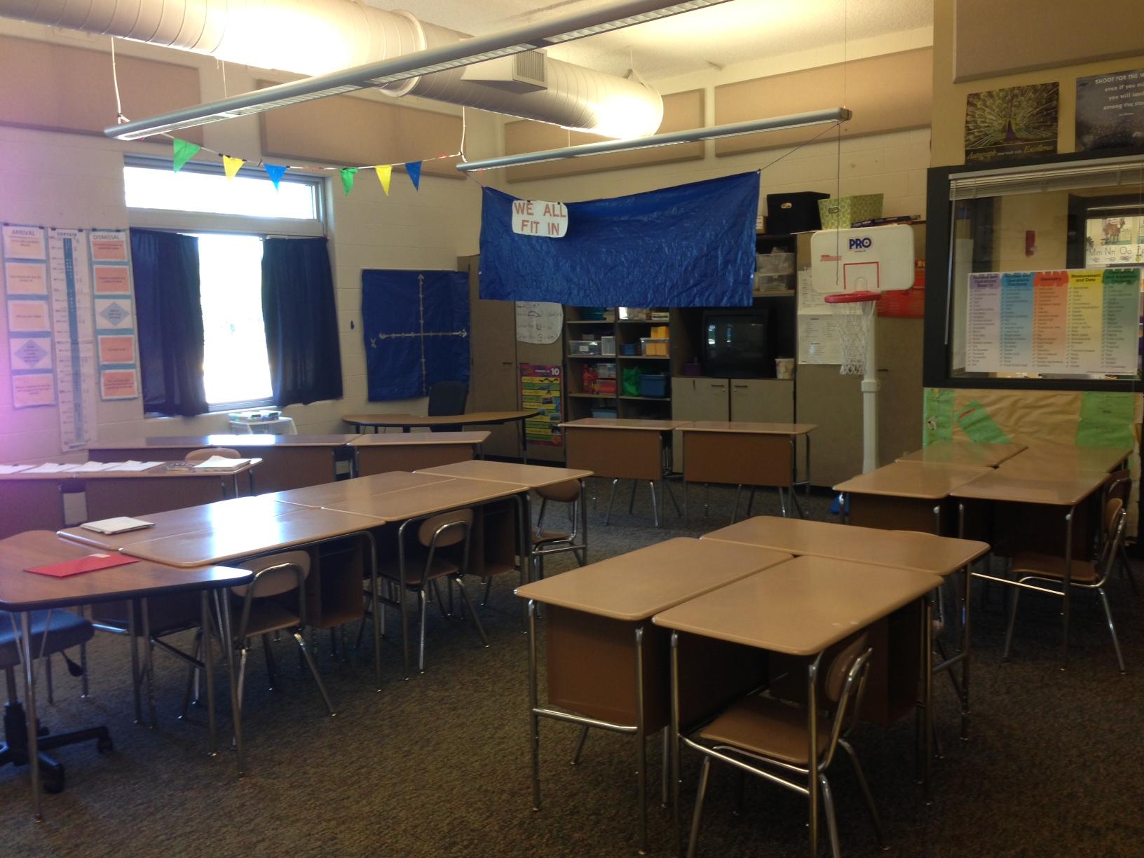 Math Student Room