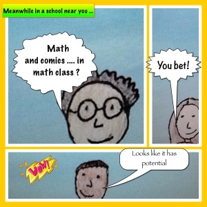 Math and Comics