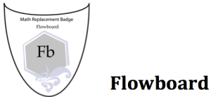 Flowboard Badge Label