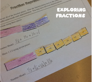 Exploring Fractions