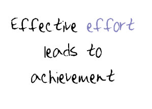 Effective Effor