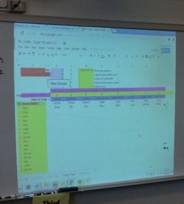 Super Grouper Excel Sheet